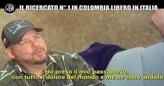 Il pericoloso latitante che vive in Cilento: è accusato di 132 omicidi in Colombia