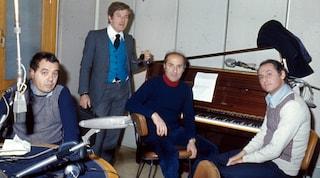 Addio a Mario Marenco: da Napoli con Renzo Arbore un'amicizia durata sessant'anni