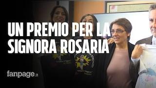 Mattarella premia la donna che affrontò un razzista in Circumvesuviana