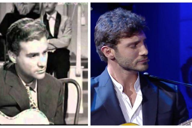 Teddy Reno e Stefano De Martino