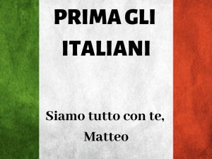 Con Un Algoritmo Ho Inventato Una Pagina Facebook Pro Salvini Con