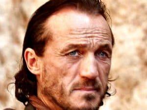Jerome Flynn interpreta Ser Bronn nel Trono di Spade