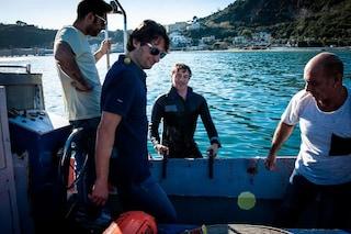Baia piange Biagio Carannante, sub dei Campi Flegrei, sceso in acqua con Alberto Angela