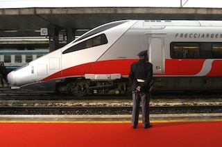 Treno AV Napoli-Roma investe e uccide gregge di capre, treni bloccati, forti ritardi
