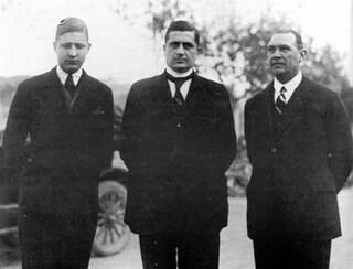A Sarno il dittatore fascista Benito Mussolini era cittadino onorario dal 1923. Ora non più