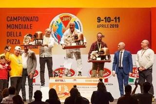 Il campione del mondo della pizza napoletana è il friulano Lorenzo Collovigh