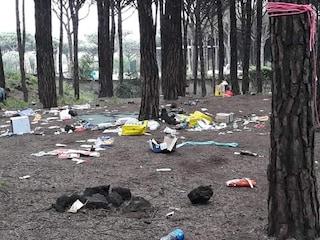 Pasquetta incivile sul Vesuvio: rifiuti e plastica abbandonati nella Giornata della Terra