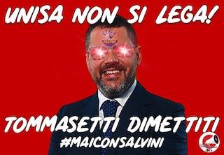 """Elezioni Europee, bufera sul rettore Unisa Tommasetti: """"Candidato con la Lega, si dimetta"""""""