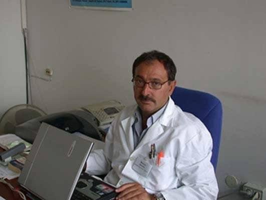 Il dottor Maurizio Montella
