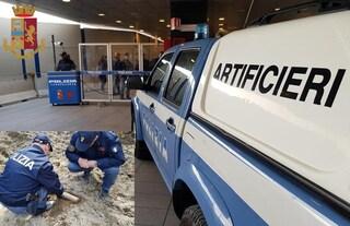 Napoli, trovato ordigno bellico nella stazione centrale: la scoperta durante alcuni lavori