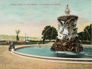 Al Bosco di Capodimonte torna a splendere la Fontana del Belvedere