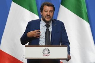 """Agguato a Napoli, Matteo Salvini: """"Ho pregato Padre Pio per Noemi"""""""
