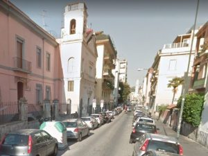 Bagnoli, via Eurialo