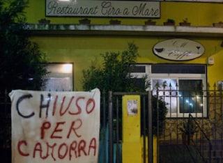 """""""Chiuso per camorra"""", nuovo furto nel ristorante Ciro a Mare di Portici"""