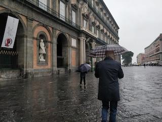 Meteo Napoli, scendono le temperature: freddo e vento su tutta la Campania