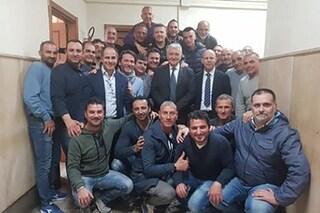 Noemi, dopo l'arresto di Armando del Re l'entusiasmo degli agenti della Questura di Napoli