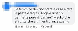 """Elezioni Casoria: i fan del candidato sindaco all'avversaria: """"Le femmine? Devono cucinare"""""""