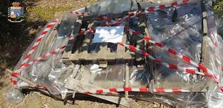 Amianto, tonnellate di eternit abbandonate vicino l'ospedale Maresca di Torre del Greco