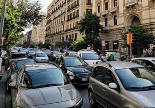 Corso Umberto, caos traffico per le riprese dell'Amica Geniale. E sabato 11 si replica