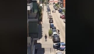 Spari nel bar a Caserta, follia di ex militare. Ferito dai carabinieri a colpi di pistola