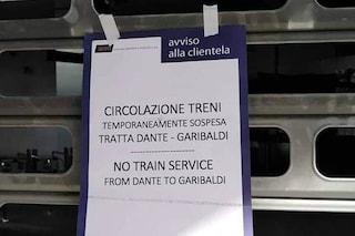 Napoli, la Linea 1 della metro chiusa tra Dante e Garibaldi: turisti a piedi