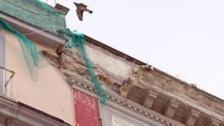 Via Duomo, dopo la morte del commerciante cantieri Unesco sospesi fino ad agosto