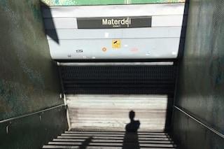 Napoli, ferma la Linea 1 della metropolitana: circolazione interrotta su tutta la tratta