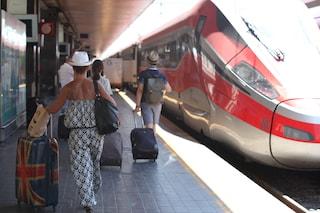 Guasto sulla linea Roma-Napoli, ritardi di oltre un'ora per i treni ad Alta Velocità