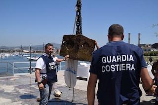 Ormeggi abusivi nella baia di Nisida-Coroglio sequestrati dalla Guardia Costiera di Napoli