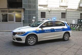 Ecco le nuove automobili della Polizia Municipale di Napoli