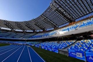 Stadio San Paolo Napoli, ecco quanto costa l'affitto per un concerto o un grande evento