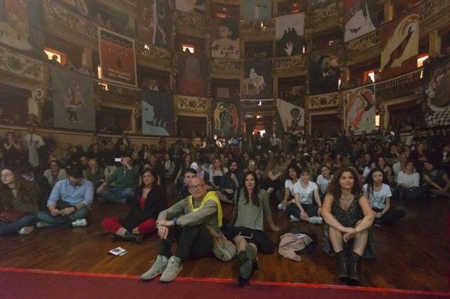 Presentazione della stagione 2019–2020 del Teatro Bellini di Napoli