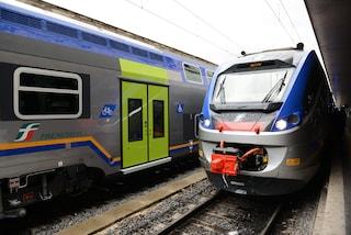 Nocera Superiore, investito dal treno mentre attraversa i binari: illeso per miracolo