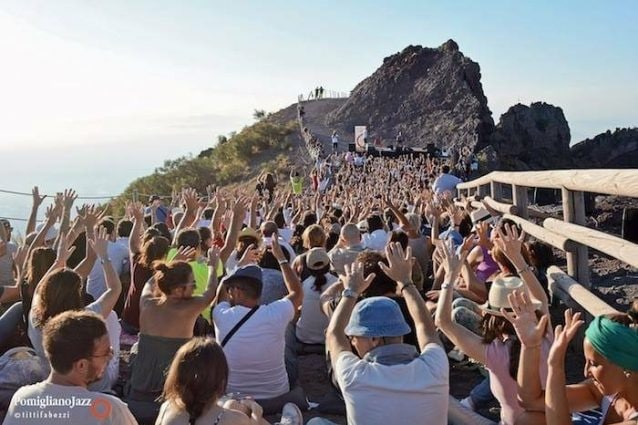 Concerto sul Vesuvio (Titti Fabozzi)