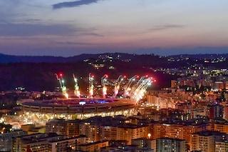 Universiadi 2019 Napoli, tutta la diretta della cerimonia di chiusura al San Paolo