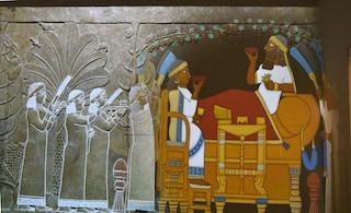 """Al MANN la mostra """"Gli Assiri all'ombra del Vesuvio"""": così rivive l'antica civiltà perduta"""