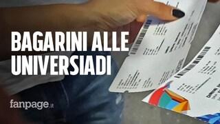 Universiadi, che vergogna: al San Paolo i bagarini vendevano biglietti al triplo del prezzo