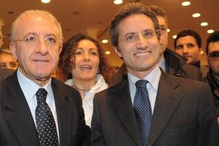 De Luca e Caldoro tra i 34 indagati dell'inchiesta della Corte dei Conti sulla Regione
