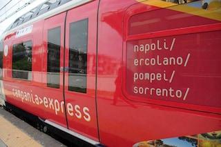 Campania Express assaltato, intervengono le forze dell'ordine: disagi su tutta la linea