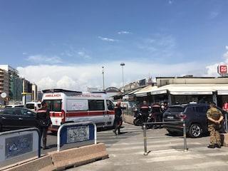 Universiade, carabiniere scivola al porto di Napoli: ricoverato in ospedale