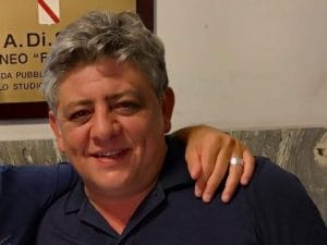 Francesco Colucci [Foto da Facebook]