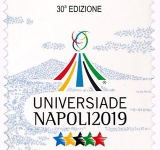 Francobollo speciale per Universiadi 2019