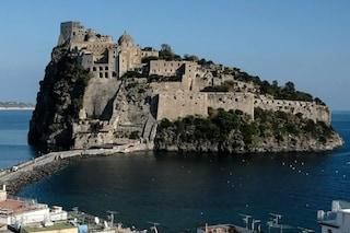 Sequestrata parte del Castello Aragonese di Ischia: blitz della Finanza per evasione e bancarotta