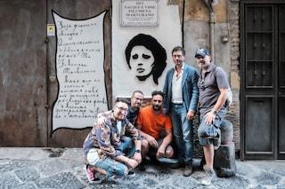 Il volto di Sophia Loren per un murales dedicato a Filumena Marturano