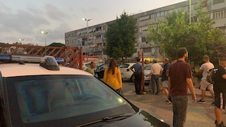 Monterusciello, si barrica in casa con la madre e minaccia di far saltare bombola di gas