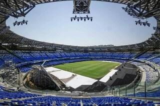 Stadio San Paolo, arriva una pioggia di biglietti gratis alle partite del Napoli per i politici