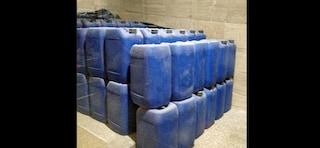 Funicolari Napoli, ecco a cosa servono i bidoncini blu nelle stazioni
