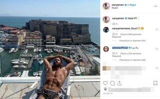 Can Yaman a Napoli: le donne sanno chi è, gli uomini pensano ad un nuovo calciatore del Napoli