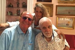 Oggi Luciano De Crescenzo avrebbe compiuto 91 anni. La sua assenza è più acuta presenza