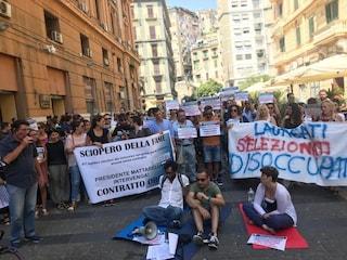 Reddito di cittadinanza, i navigator in sciopero a Napoli scrivono al premier Conte